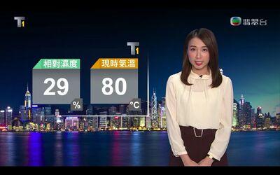 《天氣報告》誤將氣溫及相對濕度的數值掉轉顯示