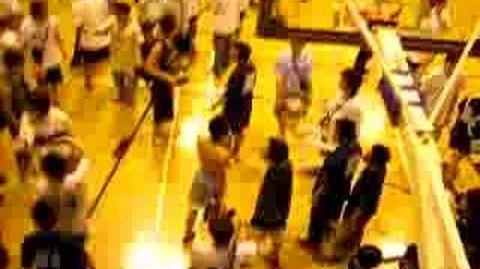 2004年5月 科大籃球比賽打人事件