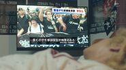 日本偶像劇驚現真實香港示威片段2