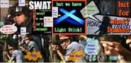 SWAT Light Stick and cops02