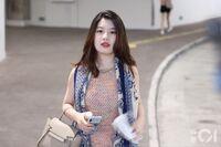 2021年度香港小姐競選佳麗容貌3