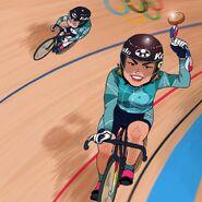 2020年東京奧運CusonLo8