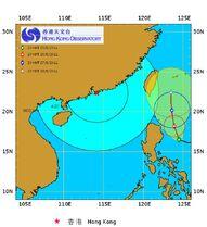 Typhoon NANMADOL 20110825