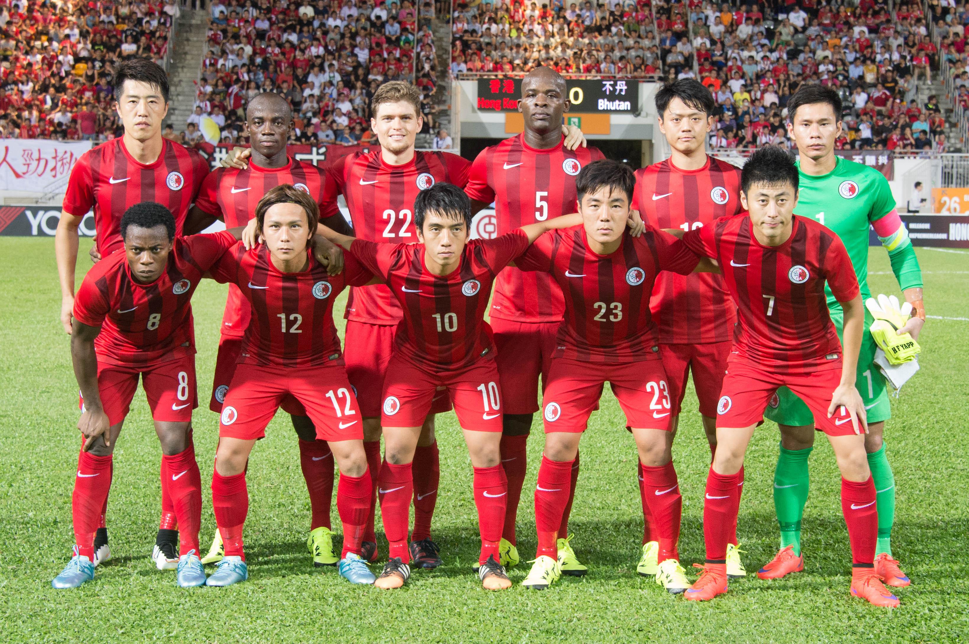 2015年港隊出戰世界盃外圍賽討論熱潮