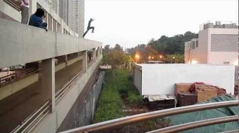 Hong Kong Jack Parkour Showreel
