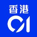 HK01 2018 logo