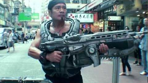 Gears of War movie 戰爭機器 電影版 羅莽主演