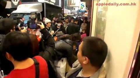 蘋果日報 - 20120128 - 高登唱蝗團鬧市開火 中國遊客:停止互相侮辱