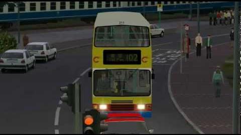 OMSI Citybus Leyland 10