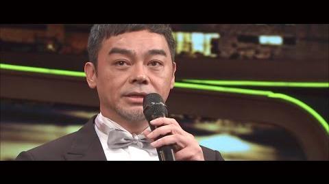【愛‧香港】劉青雲:多謝熱愛香港電影,熱愛香港的朋友@第34屆香港電影金像獎