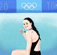 2020年東京奧運謝曬皮2