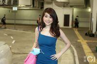 2021年度香港小姐競選佳麗容貌10