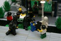 Lego black shadow