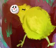 Goldenchicken