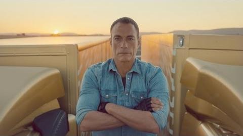 Volvo Trucks - The Epic Split feat