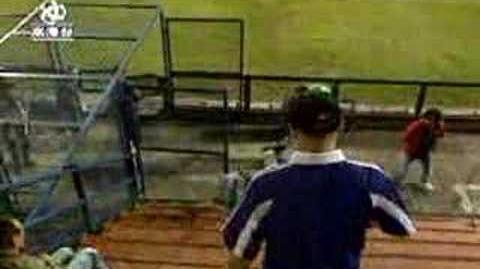 旺角大球場踢人落看台事件