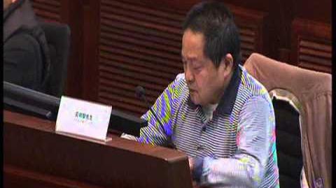 莊明堅, 調理農務蘭花系幹事打倒梁振英,反對新東北計劃 @ 2012.12