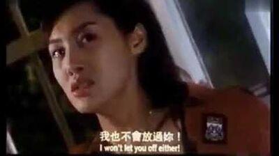 朱茵早年电影片段、因查妹妹死因,自己也遭遇毒手!