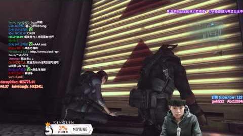 MoYung『惡靈古堡-啟示 Biohazard Revelations 』-2 Boss