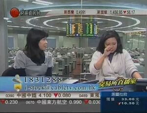 20090309 cabletv stock exchange