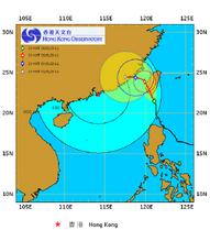 Typhoon NANMADOL 20110828