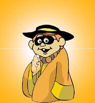 Buddonald hamber monk