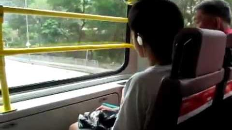 CHINESE BUS IDIOT Detailed Ver