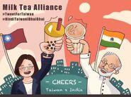 台灣印度奶茶聯盟