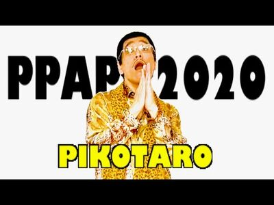 PPAP-2020--PIKOTARO(ピコ太郎)