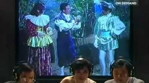 1990 無線台慶 - 配音組與戲劇組的爆笑合作