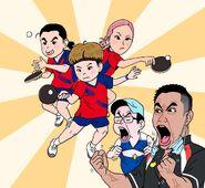 2020年東京奧運CusonLo6
