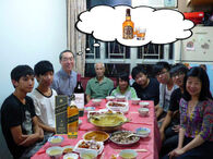 Tong dinner 11