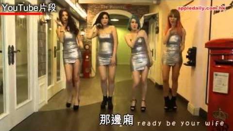 As One過韓國表演 網民狠批TVB效果差勁遠
