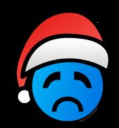 Frown xmas