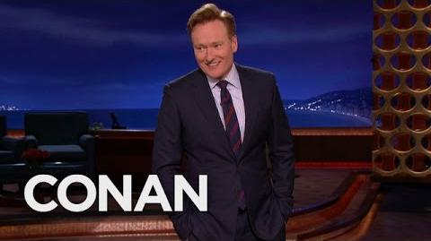 CONAN Monologue 08 03 15 - CONAN on TBS