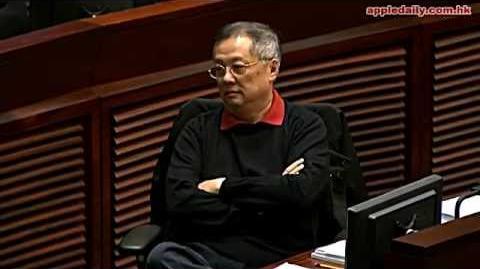 自由黨張宇人:生仔前比兩日通知期有咩問題? 被鬧到黑臉
