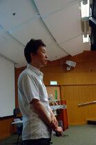 Samuel CP talk2
