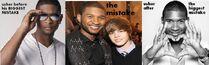 Usher change