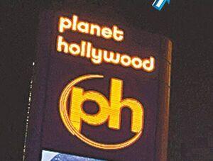 Planethollywood logo