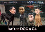 WeAreDog&G4