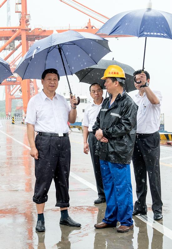 雨傘革命之習舉傘事件