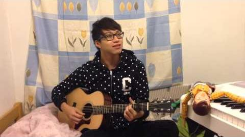 隨便唱 外面的世界 特別的朗誦技巧版 吳業坤