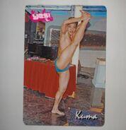 Yescard-Kuma