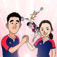 2020年東京奧運CusonLo5