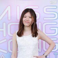 2021年度香港小姐競選佳麗容貌12