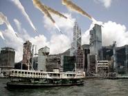 Hongkong boom