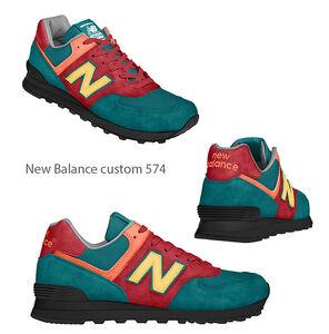 New Balance custom 574