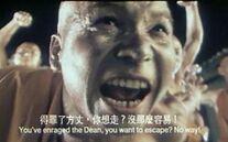 Enraged the Dean