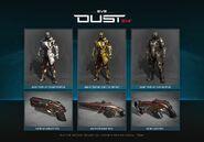 CE Dust