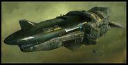 Spaceship cg21-1-